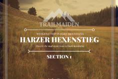 Harzer Hexenstieg – Section 1