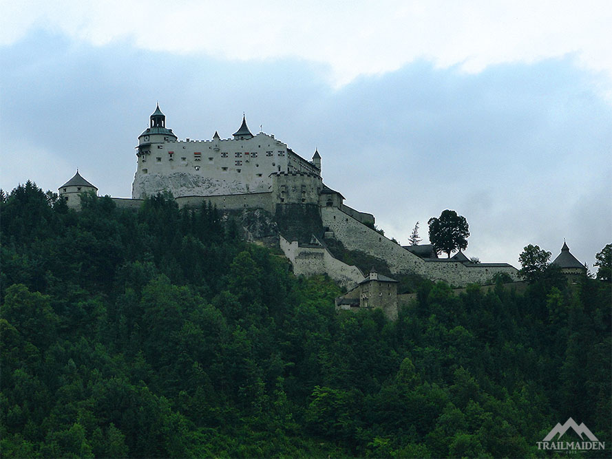 Things to do in Salzburg - Hohenwerfen castle
