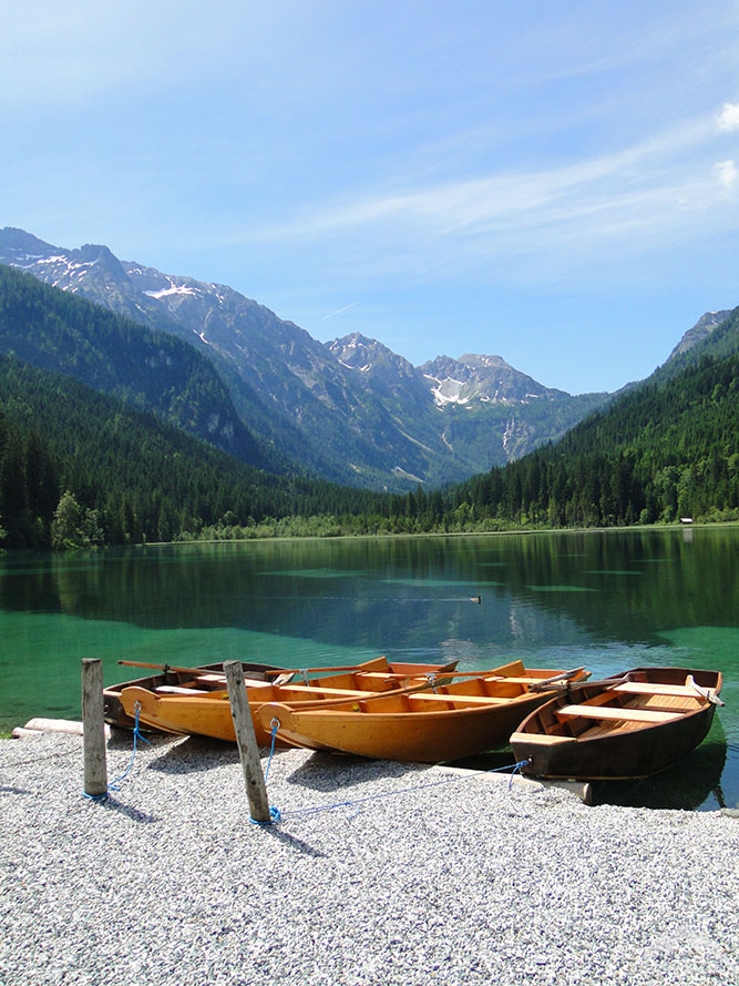 Things to do in Salzburg - Lakes Jägersee and Tappenkarsee