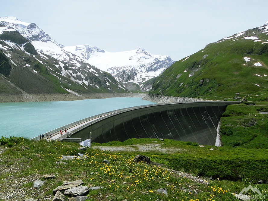 Things to do in Salzburg - Mountain reservoirs in Kaprun