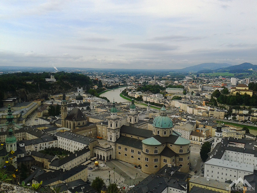 Things to do in Salzburg - panorama