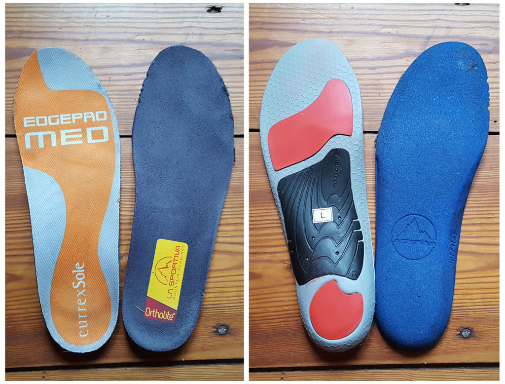 How to prevent blisters by choosing proper insoles