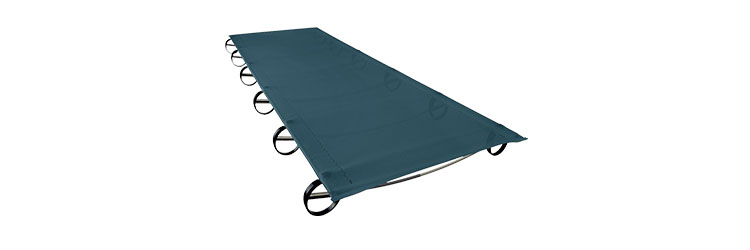 Top 10 Best Outdoor Gear for Summer Camping You'll Love! - Therm-A-Rest LuxuryLite Mesh Cot