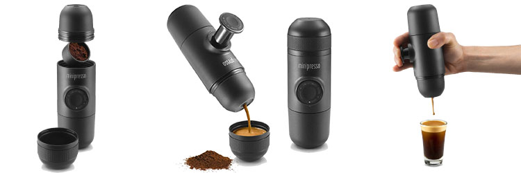 Top 10 Best Outdoor Gear for Summer Camping You'll Love! - MiniPresso GR Espresso Maker