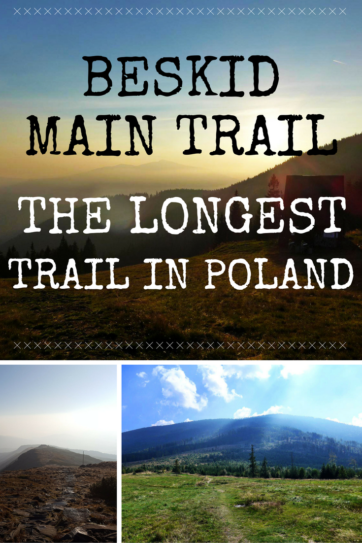 Hiking The Longest Trail in Poland - Beskid Main Trail