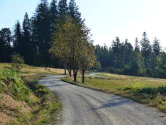 Towards Kubalonka pass