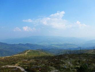 Barania Góra panorama