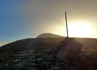 Morning ridge impressions