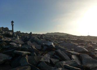 Babia Góra summit view